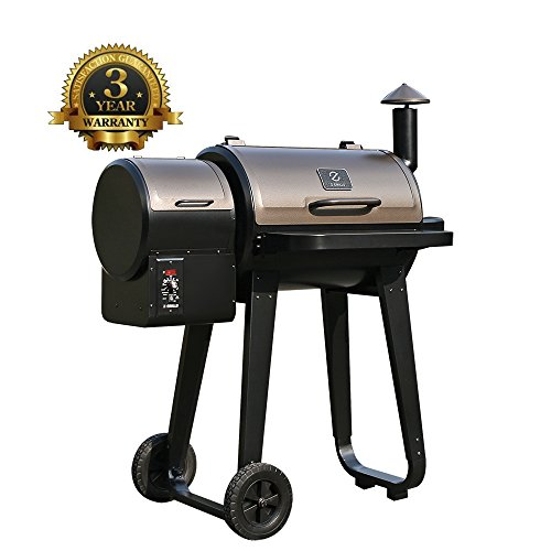 Z Grills Wood Pellet Bbq Grill And Smoker Grilling Zen