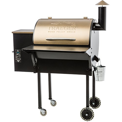 Traeger Bac362 22 Series Grill And Smoker Review