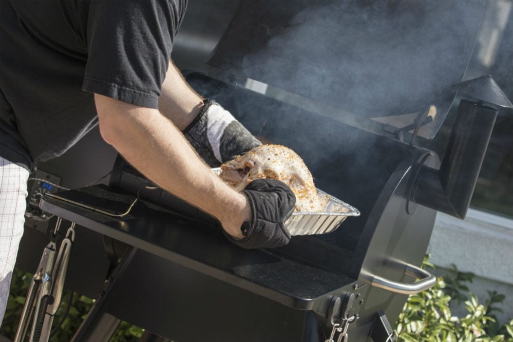 Traeger TFB42LZBC Lil Tex Elite Grill and Smoker