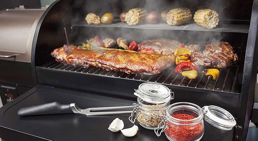 Pellet Grill Choices