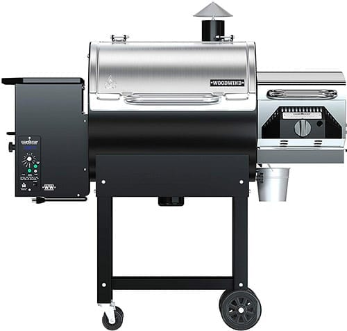 Camp Chef Woodwind Classic Pellet Grill with Sear Box Review