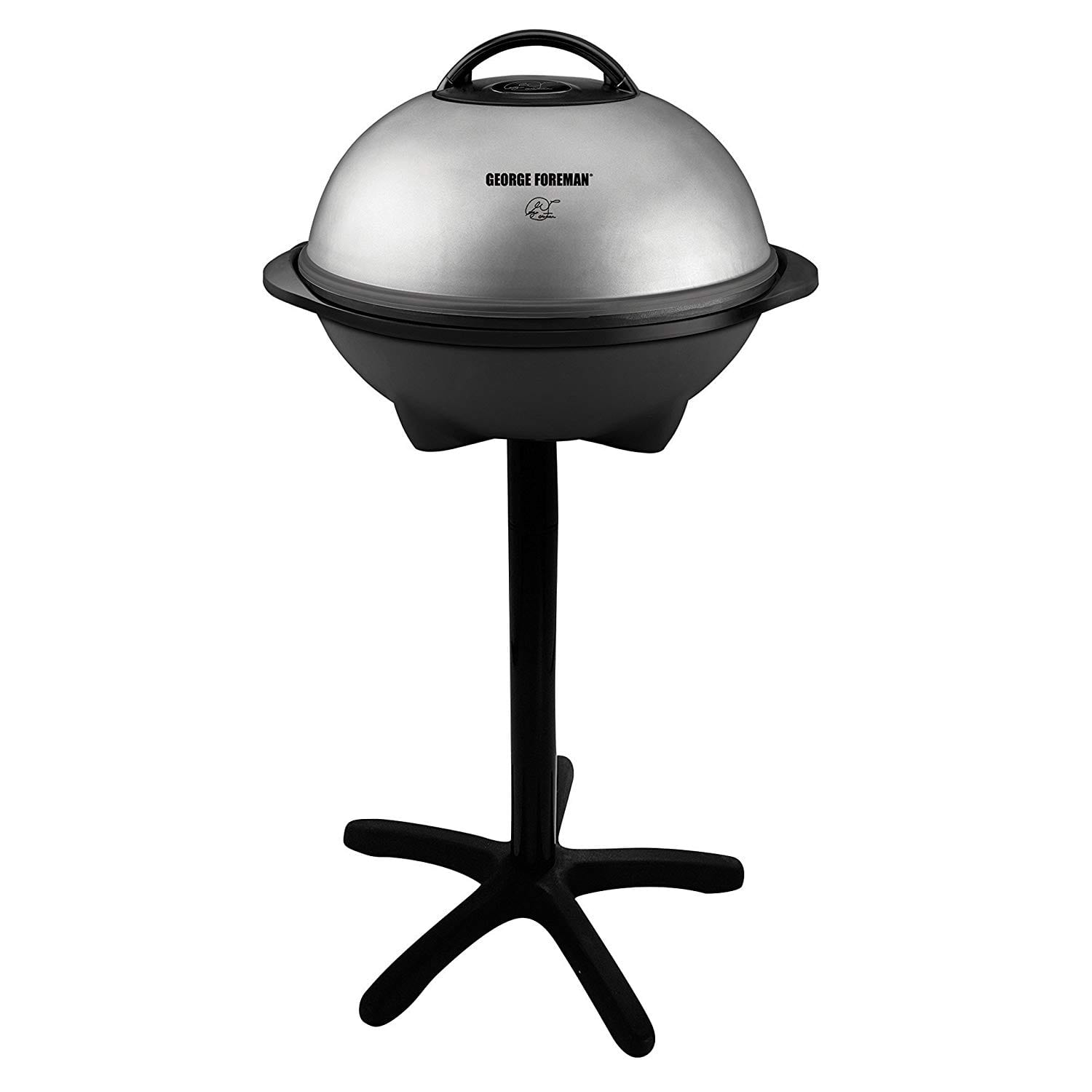 George Foreman 15-Serving Indoor-Outdoor Electric Grill Review