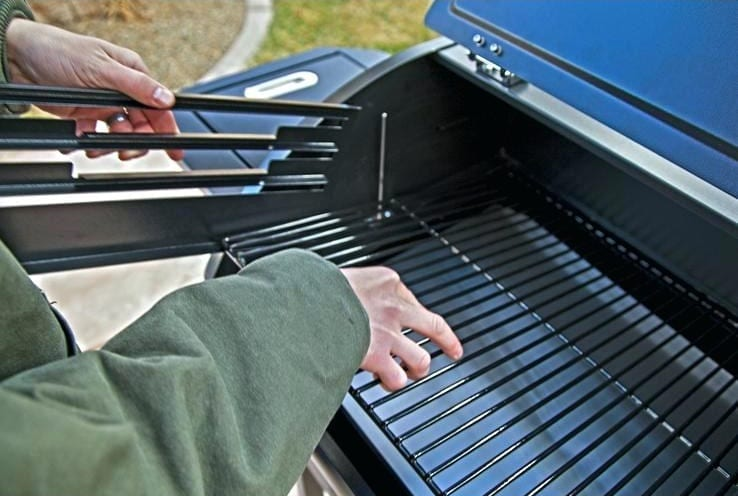 Installing Camp Chef Woodwind Classic Pellet Grill
