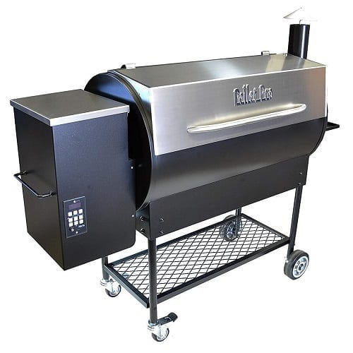 Pellet Pro® Deluxe 1190 Stainless Pellet Grill