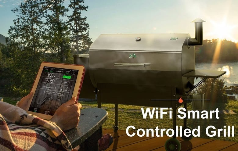 Controlling Grill With WiFi