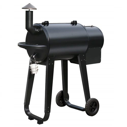 Z GRILLS Wood Pellet BBQ Grill and Smoker Review